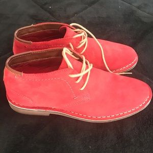 Chukka Boot  Kenneth Cole Red size 8.5 men